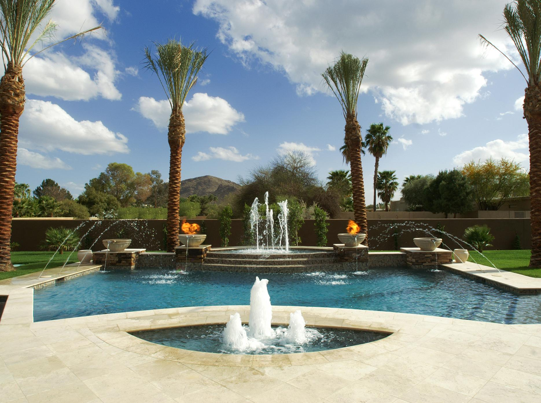 Pool Spas - Allstate Pool & Spas